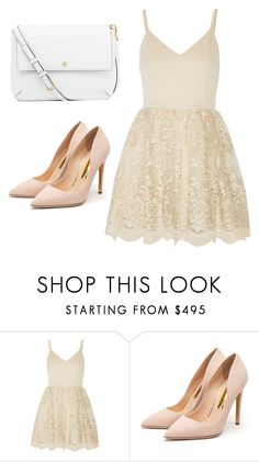 """Untitled #9"" by ridzley on Polyvore featuring Alice + Olivia, Rupert Sanderson and Tory Burch"