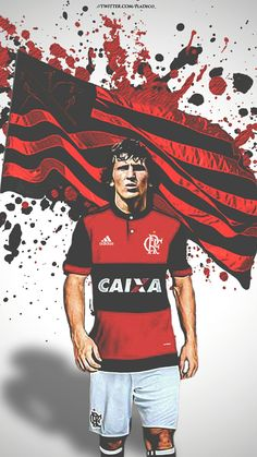 O SÍMBOLO e O REI #Flamengo Football Design, Football Soccer, Football Players, Foto 3d, Soccer Art, Jersey Atletico Madrid, Football Wallpaper, Sports Art