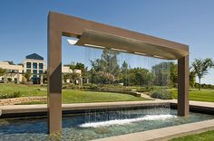 UC Davis Morris Fountain [1/5] - Lango Hansen Landscape Architects