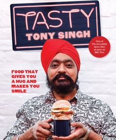 Tony Singh - the 'Tasty'-est Indian chef there ever was?