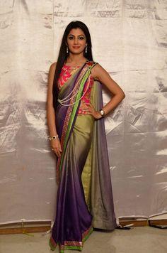Sriti Jha in new look Beautiful Girl Indian, Most Beautiful Indian Actress, Beautiful Saree, Indian Tv Actress, Indian Actresses, Indian Beauty Saree, Indian Sarees, Sriti Jha, Bollywood