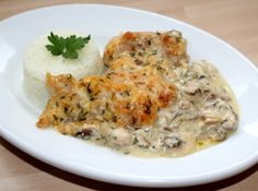 Mashed Potatoes, Meat, Chicken, Ethnic Recipes, Food Ideas, Foods, Whipped Potatoes, Food Food, Food Items