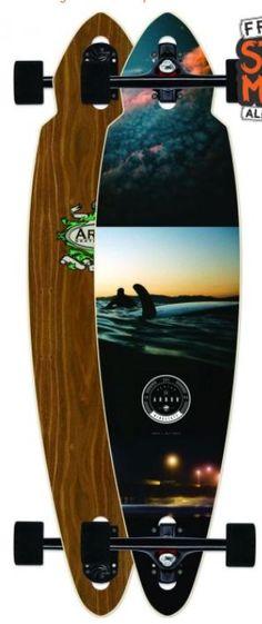 Arbor Longboard.
