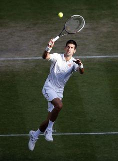 Novak Djokovic, Wimbledon 2013