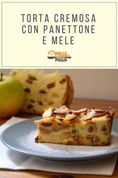 Christmas Desserts, Christmas Cookies, Biscotti, Italian Cake, Mousse, Pudding, Italian Recipes, Creme, Buffet