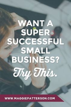 SMALL BUSINESS SUCCESS    Creating a successful small business is about so much more than just deciding to put up a website and sell your thing. Entrepreneur here are four things you need to know and do to skyrocket your small business into success.