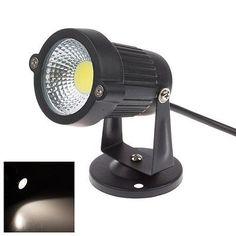 Proiettore Giardino COB Faretto LED Esterno Orientabile IP65 3W 300LM 220V