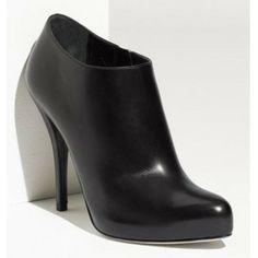 Dior 'Miss Dior' Leather Bootie $257