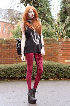 The Eleventh Hour. (by Olivia Harrison) http://lookbook.nu/look/4407617-The-Eleventh-Hour