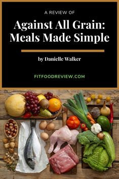 A grain free approach to dieting and treating of auto-immune disease. Wine Recipes, Gluten Free Recipes, Keto Recipes, Easy Food To Make, Make It Simple, Against All Grain, Diet Reviews, Grain Free, Nut Free