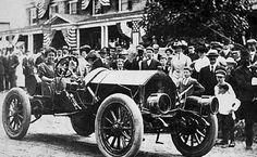 The Bucciali car
