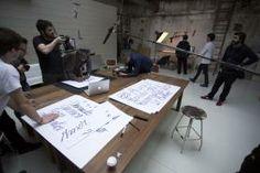 HomelessFonts.org, tipografies que criden #ningudormintalcarrer  #BTS