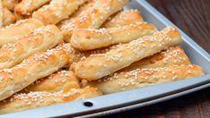 K nedělnímu odpoledni slané celerové tyčinky Shrimp, Carrots, Vegetables, Cooking, Recipes, Portal, Finger Food Recipes, Kitchen