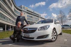 Το Opel Insignia πέτυχε ρεκόρ διανύοντας 2.111 km μεταξύ Ελβετίας και Β. Θάλασσας με ένα ρεζερβουάρ καυσίμου