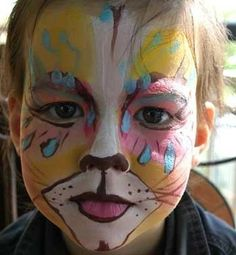Face Painting Nashville, Tennessee  #Kids #Events