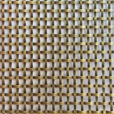 Discover the Decorative Potential with Woven Wire Mesh