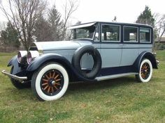1927 Pierce-Arrow Model 36 Limousine
