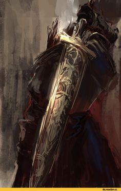 BB art, BloodBorne, Dark Souls, fandom, BB characters