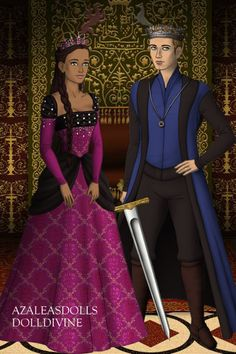 Piper and Jason by Morgan D Jackson