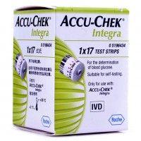 Accu-Chek Integra Test Strips by Roche Pharma