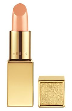 ♥ AERIN perfect coral lipstick shade for summer #GLOSSYBOXxAERIN