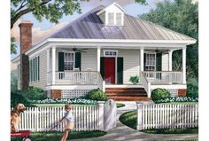 this is my inspiration for our current house.  love the cuteness of this and our house is set up almost identical!