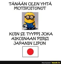 Live Life, Finland, Sarcasm, Minions, Texts, Haha, Funny Pictures, Jokes, Thoughts