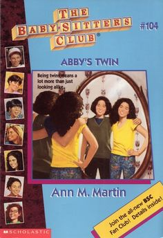 Abby's Twin | The Definitive Ranking Of All 131 Baby-Sitter's Club Cover Outfits