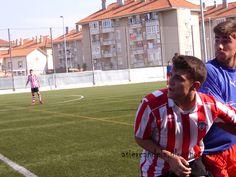 Asier y Pablo, mis equipos de futbol: 160906 MONTAÑA 1-1 AMISTAD