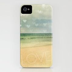 #Society6                 #love                     #Beach #Love #iPhone #Case #Erin #Johnson #Society6                           Beach Love iPhone Case by Erin Johnson | Society6                             http://www.seapai.com/product.aspx?PID=1764073