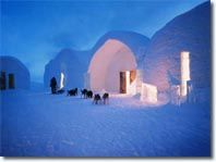 Ice Hotel Kiruna, Sweden - really want to go one day :) Ice Hotel Sweden, Oh The Places You'll Go, Places To Visit, Lappland, Unique Buildings, Places Of Interest, My Favorite Color, Vacation Spots, The Good Place