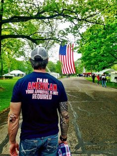 Essay on why I am an American Patriot?