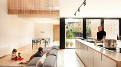 De Gaspe House: An Old Duplex Renovation in Montreal       Who wouldn't be impressed to see an old place that is transformed into a lovely and comfortable home? Well, everyone would really be happy see that especially the homeowners. It would be fulfilling on their part that they will be able ...