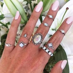 BLACK FRIDAY SALE 25% off our best selling opal rings !