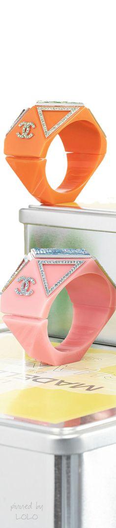 Chanel Bracelets- #LadyLuxuryDesigns