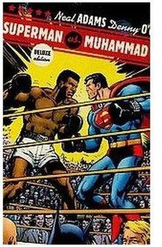 Superman Vs. Muhammad Ali (Deluxe) (Hardcover) (Dennis O'Neil)  https://api.shopstyle.com/action/apiVisitRetailer?id=627432703&pid=uid8100-34415590-43
