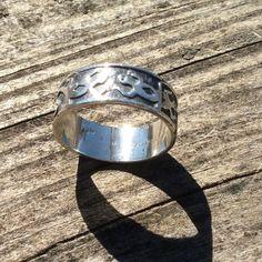 .925 Sterling Gecko Ring