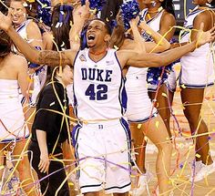 Duke basketball. The best college sport to watch.