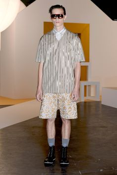 Jonathan Saunders   Spring 2015 Menswear Collection   Style.com