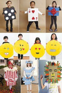 Fancy Dress Costumes Kids, Quick Halloween Costumes, Purim Costumes, Fancy Dress For Kids, Toddler Costumes, Cute Costumes, Halloween Birthday, Halloween Kids, Halloween Crafts