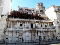 Chafariz e Palacete d'El Rei, Lisboa, Portugal