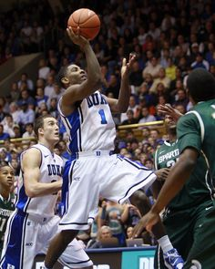 Kyrie Irving Duke Blue Devils Photo #3 (Choose Size)