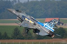 F-16C Block 52+ Hellenic Air Force Zeus Solo Display 505