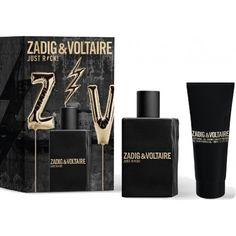 Just Rock pou Lui Coffret Parfum Zadig   Voltaire - Contient l Eau de  Toilette 766299e109f0