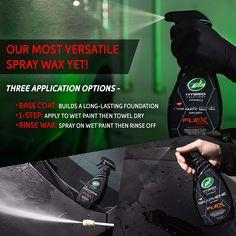 Turtle Wax 53477 Hybrid Solutions Pro Flex Wax, Graphene Spray Wax, 23 oz. Car Covers, Turtle, How To Apply, Turtles, Tortoise