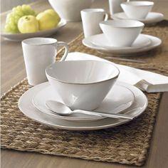 Maxwell\u0027s Top Dinnerware Picks Very High \u0026 Low & Marin White Dinnerware | White dinnerware Dinnerware and Crates