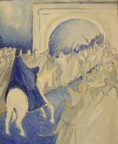 entrée de Jésus à Jérusalem