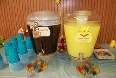 "Photo 21 of 34: Winnie the Pooh and Friends / Birthday ""Macie's 1st Birthday"" | Catch My Party"