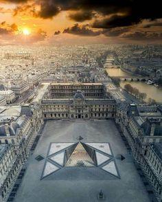 Palatul Luvru, Paris