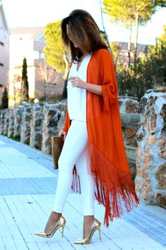 Oh My Looks by Silvia / This season... Fringes!